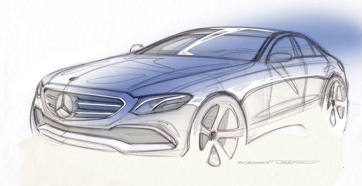 Mercedes Clasa E