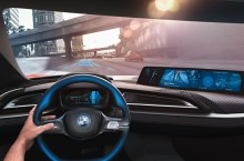 BMW i Vision Future Interaction – Revoluția interacțiunii cu mașina