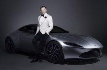 Aston Martin DB10 – Mașina lui James Bond va fi licitată