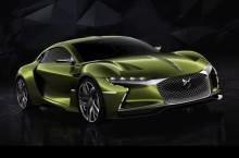 DS E-Tense Concept – Sofisticare franceză în trup de GT electric