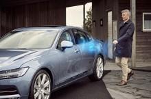 Din 2017 Volvo înlocuiește cheia mașinii cu o aplicație de smartphone