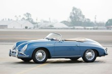 Porsche 356 A Speedster 1957