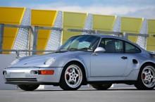 Porsche 964 Turbo 3.6 S Flachbau 1994