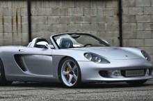 Porsche Carrera GT Prototype 2000