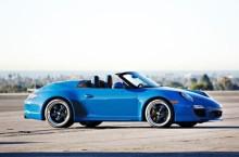 Porsche 997 Speedster 2011