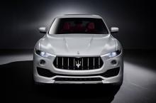 Maserati Levante – Maserati dezvăluie primul său SUV