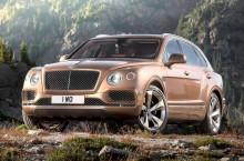 Bentley Bentayga va avea o versiune coupe de genul BMW X6