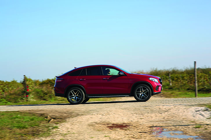 Mercedes-AMG GLE 450 4MATIC Coupe