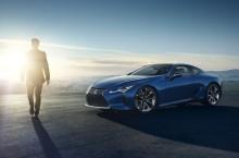 Lexus LC 500h – Video și date tehnice