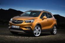 Opel Mokka X – Modernizare pe toate planurile