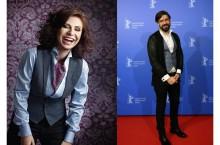 """Bogdan Albulescu a purtat țintă Trends by Adina Buzatu la premiera din Berlin a filmului """"Ilegitim"""""""