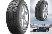 Goodyear și Dunlop echipează noul BMW Seria 7 cu anvelope de iarnă