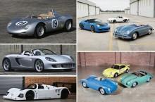 Aceastea sunt cele 18 modele rare Porsche și Volkswagen pe care Jerry Seinfeld le licitează