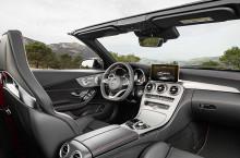 Noul Mercedes-Benz Clasa C Cabrio