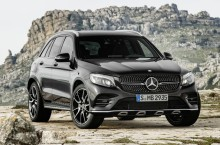 Mercedes-AMG GLC 43 4MATIC – Galop cu 367 CP