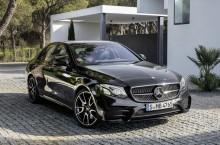 Mercedes-AMG E 43 4MATIC – Primul sportiv din familia noului E