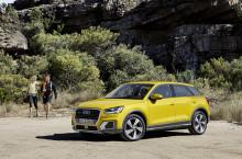 Audi Q2 atacă un segment de piață aflat în plină expansiune