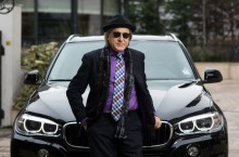 Ilie Năstase și BMW X5 – Made to measure