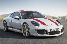 Porsche 911 R – Sport în formă pură cu 500 CP și transmisie manuală