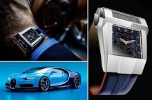 Parmigiani Fleurier PF-Bugatti 390 Concept – Ceasul dedicat lui Bugatti Chiron