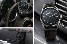 Porsche Design etalează ceasuri inspirate de Porsche 356 la Baselworld