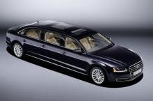Audi A8 L extended – Alternativa pentru Mercedes-Maybach S600 Pullman