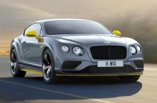 Continental GT Speed, cel mai rapid Bentley de serie produs vreodată, capătă un surplus de putere