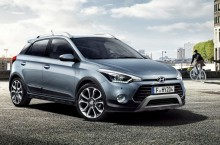 Hyundai i20 Active a fost lansat în România