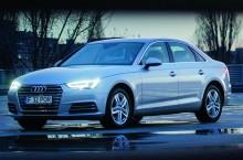 Test Drive Audi A4 2.0 TDI