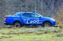 Test Drive Mitsubishi L200 2.4 DI-D