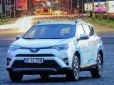 Test Drive Toyota RAV4 Hybrid