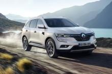 Noul Renault Koleos va sosi în Europa la începutul lui 2017