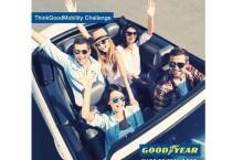 ThinkGoodMobility, concursul Goodyear dedicat viitorului mobilității văzut de mileniali