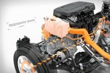 T5 Twin Engine - Regenerative braking