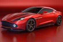 Aston Martin Vanquish Zagato – Flerul britanic îl întâlnește pe cel italian