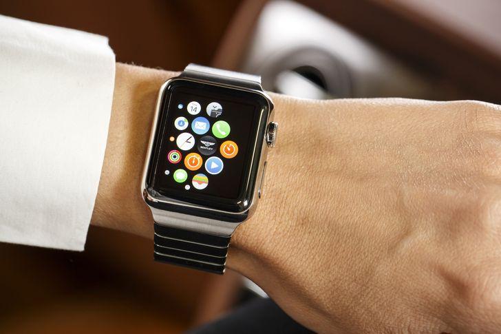 Bentley's new Bentayga Apple Watch App (1)