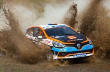 Alex Filip și Bogdan Iancu au urcat pe podium în Raliul Greciei