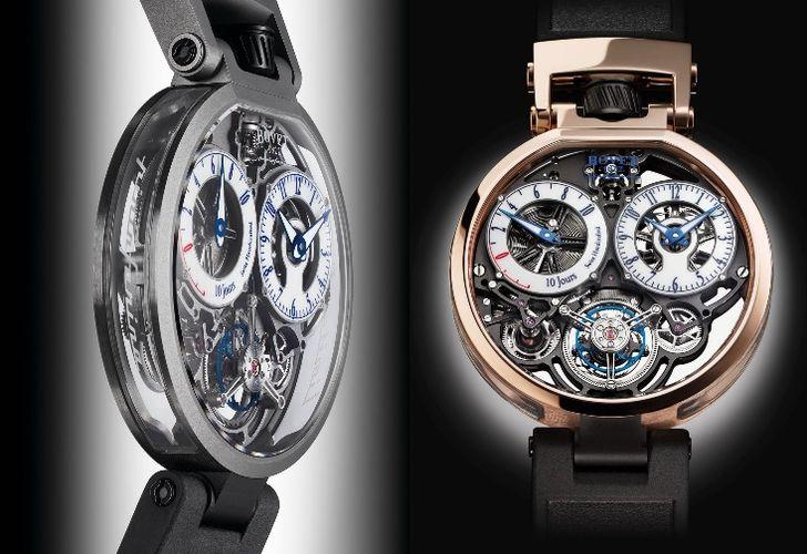 VIDEO: Colecția de ceasuri Bovet by Pininfarina