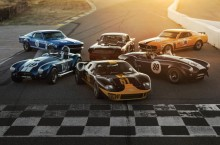 VIDEO: Povestea fascinantă a 6 modele Shelby, Ford GT40 și Mustang licitate de RM Sotheby's