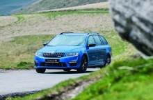 VIDEO Making-of: Test-drive Skoda Octavia Combi RS 4×4 2.0 TDI