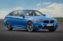Facelift-ul BMW Seria 3 Gran Turismo va fi disponibil din această vară