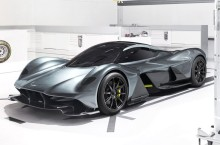 AM-RB 001 – Hypercar-ul creat de Aston Martin și Red Bull Racing va avea performanțe de Formula 1