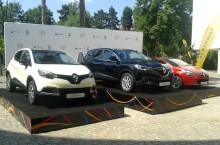 Medaliații români la Olimpiada din Rio vor fi premiați cu automobile din ediția limitată Renault Olimpic