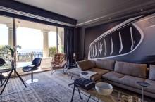 Maserati a personalizat un apartament din renumitul Hotel de Paris aflat în Monte-Carlo