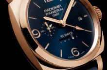 Radiomir 1940 10 Days GMT Automatic Oro Rosso 1