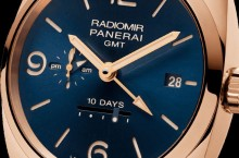 Radiomir 1940 10 Days GMT Automatic Oro Rosso 3