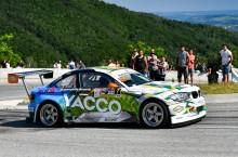 Podium pentru toți membrii echipei Yacco Racing la Cupa Gorjului