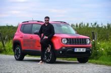 Bogdan Nicolai și Jeep Renegade Trailhawk: Cercetașul