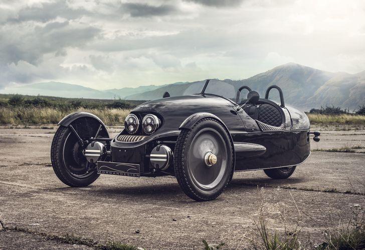 VIDEO: Morgan EV3 UK 1909 – Probabil cea mai cool mașină electrică