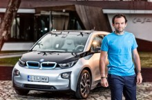 Florin Mergea BMW Photoshoot